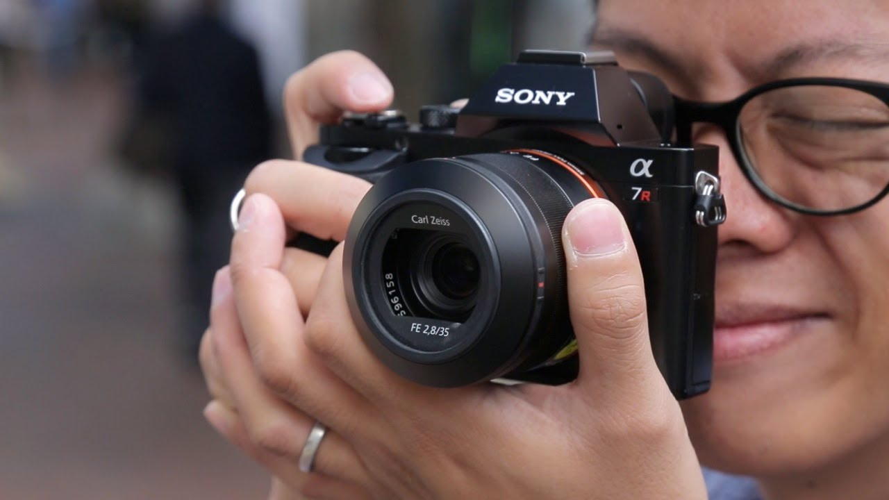 Sony FE 35mm f2 8 ZA Carl Zeiss Sonnar Review