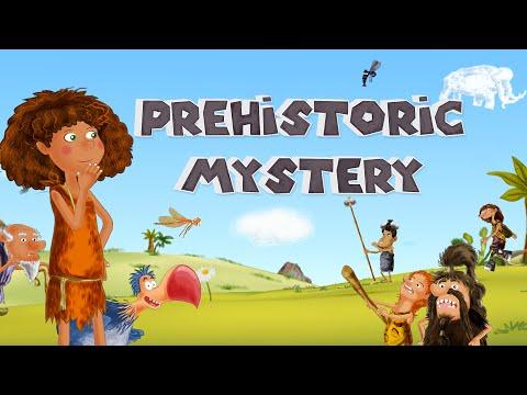 Prehistoric Mystery - App Trailer