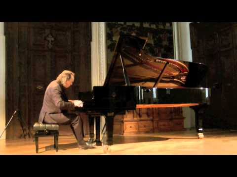 Bach, Goldberg Variationen  Michael Frohnmeyer, Piano