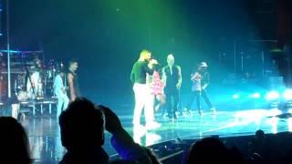 RICKY MARTIN performs MAS in Las Vegas