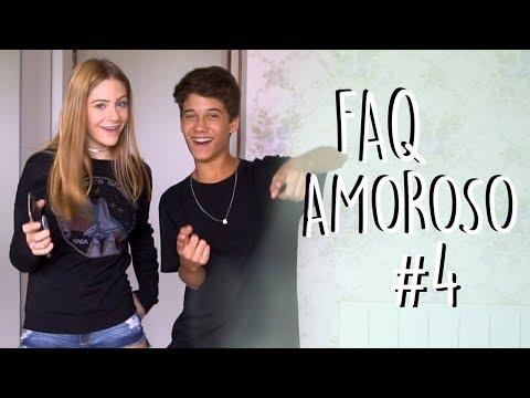 FAQ AMOROSO #4 ft. MURILO || Valentina Schulz