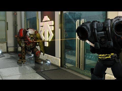 XCOM 2: Orks VS Iron Warriors!!! Advent to Empire Mod Showseries P16