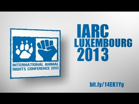 Announcement: International Animal Rights Conference 2013 in