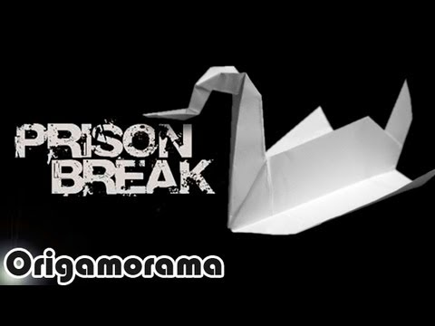 Origami Of Prison Break