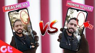 Realme U1 vs Honor 10 Lite Camera Comparison | Shocking Results 😱😱