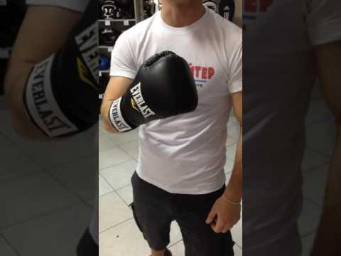 Боксёрские перчатки Everlast - Pro. Перчатки для бокса в Спортфайтере