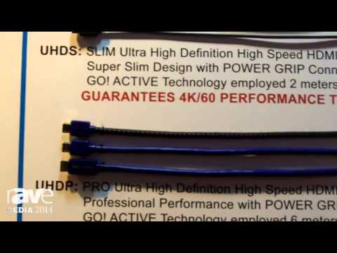 CEDIA 2014: Tributaries Features New UHD HDMI Cables With Ethernet, UHDS Slim and Supple HDMI Cables