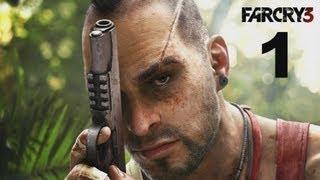 Far Cry 3 прохождение на воине (без комментариев) #1