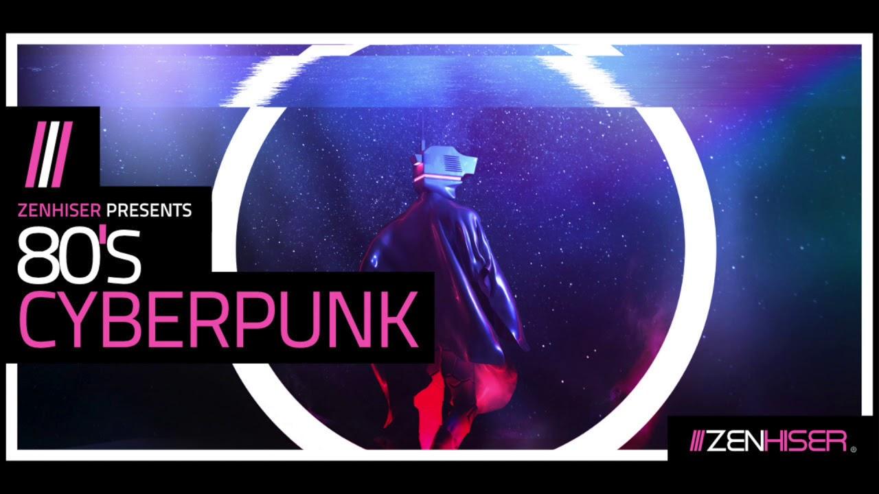 Zenhiser - 80's Cyberpunk (WAV) - сэмплы synthwave - Сэмплы - Сэмплы