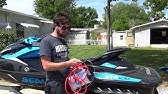 How To: 4-TEC Jet Ski Troubleshooting (GTX 185 Sea-Doo Fuel Pump