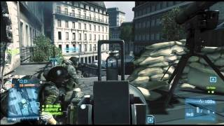Battlefield 3: Seine Crossing w/ A-91 (General Tips & Tricks)