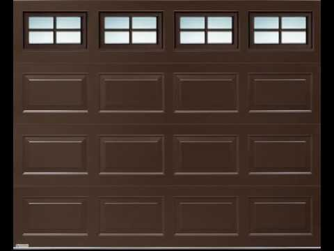 garage door texture. Brown Garage Door Texture