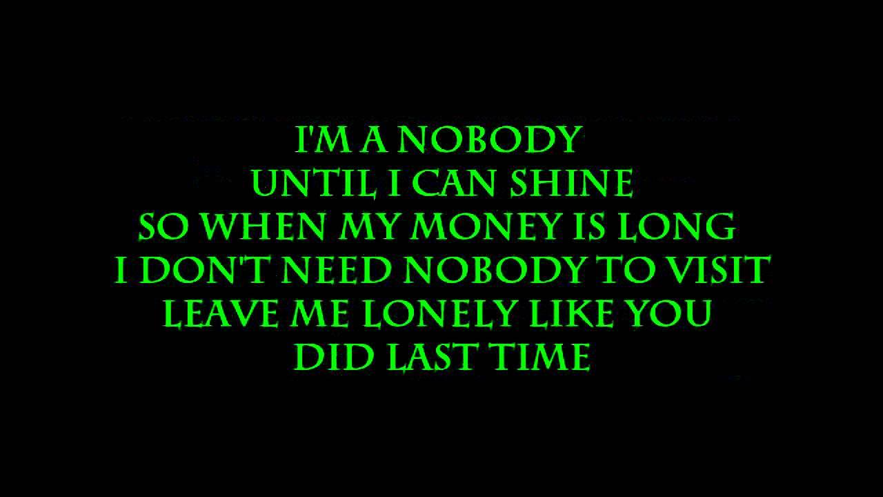 Oh my own lyrics
