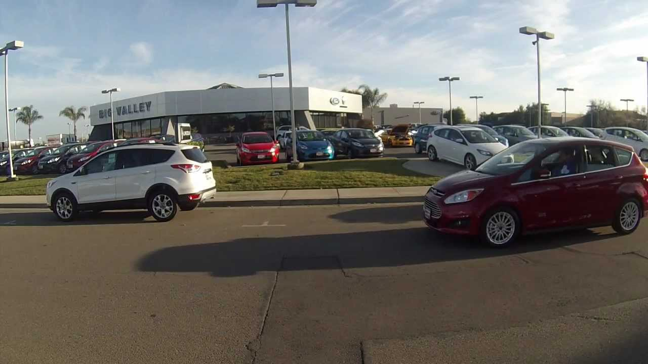 Big Valley Ford >> C Max Energi Parking Assist At Big Valley Ford In Stockton Ca