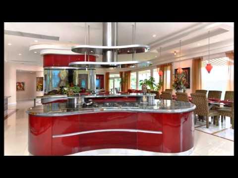 Cucine Rosse Moderne – Decorazione