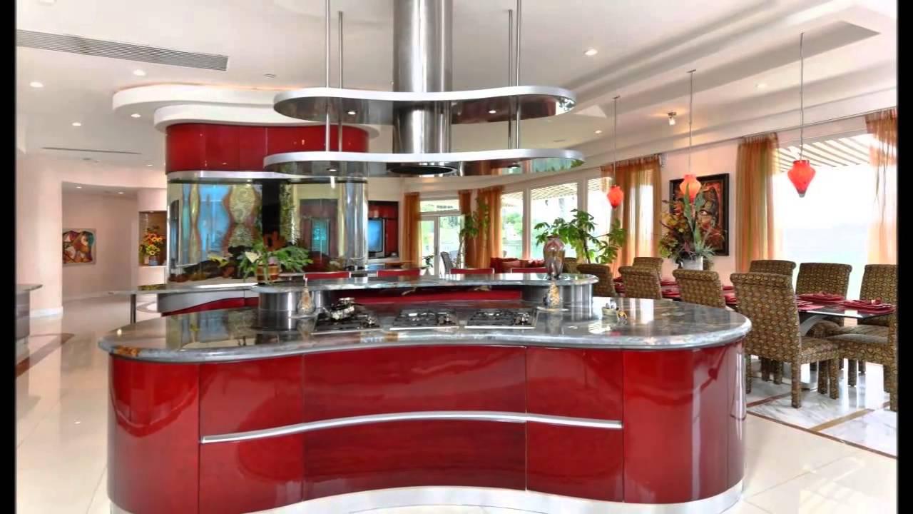 Cucina rossa  YouTube