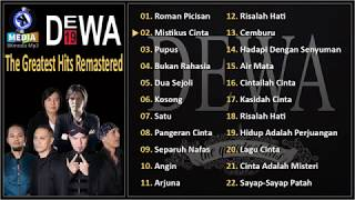 Dewa 19 - The Greatest Hits Remastered | Full Album 2013
