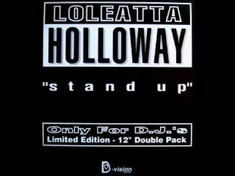 Loleatta Holloway - Stand Up [Stand Up And Clap Yo' Hands]