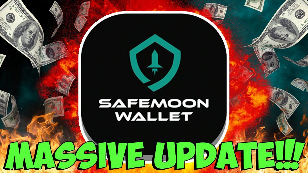 SAFEMOON WALLET UPDATE – FREE TRANSFERS, REFLECTIONS, IOS NEWS!!