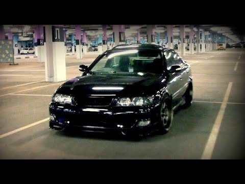 TOYOTA CHASER JZX100 MOSCOW EDITION