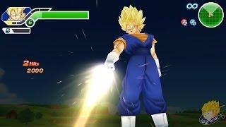 Dragon Ball Z Tenkaichi Tag Team - | A savior appears!? | (Part 28)【HD】