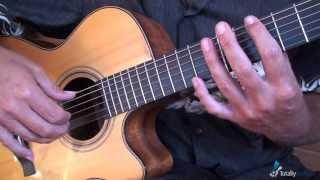 Horizons - Guitar Lesson Preview - Genesis/Steve Hackett