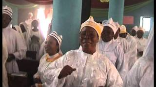 Eternal Sacred Order of Cherubim and Seraphim Enugu Province(2011)