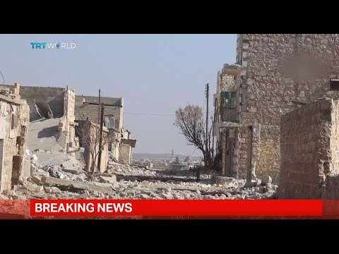 Breaking News: Turkish armed forces and Free Syrian Army take control of al-Bab