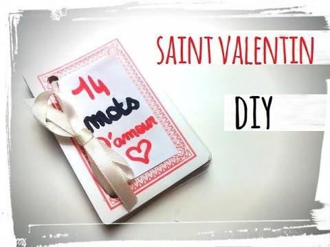 Saint valentin id e cadeau diy youtube - Pinterest st valentin bricolage ...