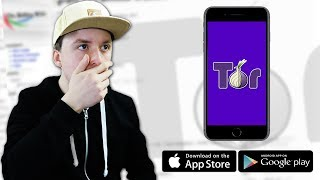 How To Enter The Deep Web On Mobile - DeepWebMonday #51