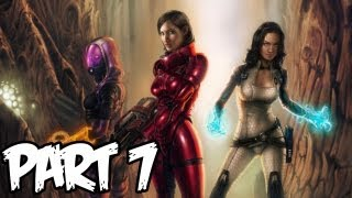Mass Effect 3 - Walkthrough Part 7 - Lowcut Dum Dum! (Xbox 360/PS3/PC Gameplay & Commentary)