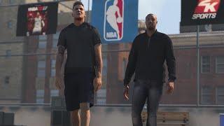 NBA 2K17 - MyCAREER feat. Michael B Jordan thumbnail