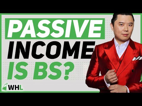 """REACTION: Dan Lok's """"How To Make Passive Income (No BS Truth)"""" Video"""