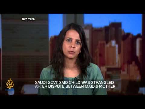 Al Jazeera Inside Story   The plight of migrant workers in Saudi Arabia