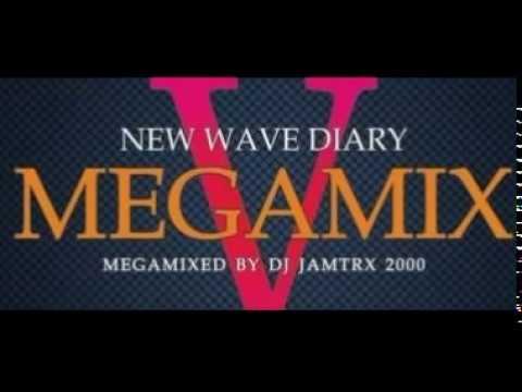 New Wave Diary Megamix Volume  5