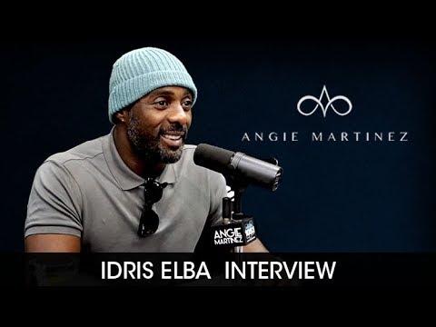 Idris Elba Confirms He's In Love + Talks Possible EP & Mixes Live In-Studio!