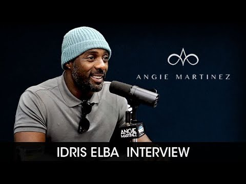 Idris Elba Confirms He's In Love + Talks Possible EP & Mixes Live In-Studio!