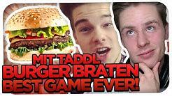 BURGER BRATEN MIT TADDL - THE BEST GAME EVER! (CITIZEN BURGER DISORDER) [HD]