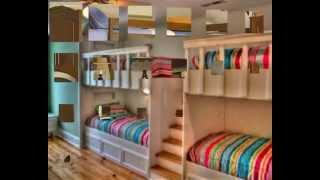 Stylish Bunk Beds For Kids