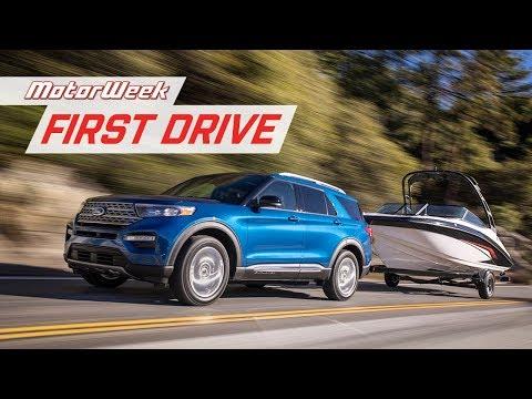 2020 Ford Explorer Hybrid | First Drive
