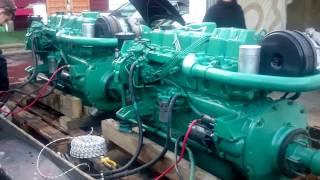 Volvo Penta D41B Motor Engine , Z - Drive 290 DP