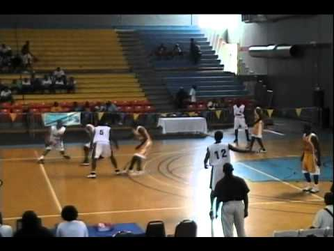 Keron McKenzie FIBA AMERICAS CBC CHAMPIONSHIPS 2011 HIGHLIGHTS