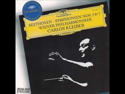 Beethoven, Symphony No 7 Kleiber