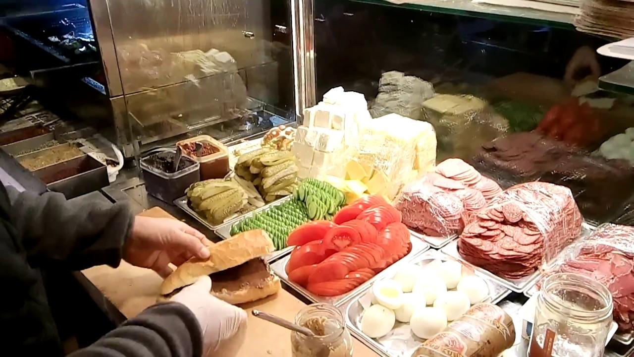 Soğuk Sandviç Videosu