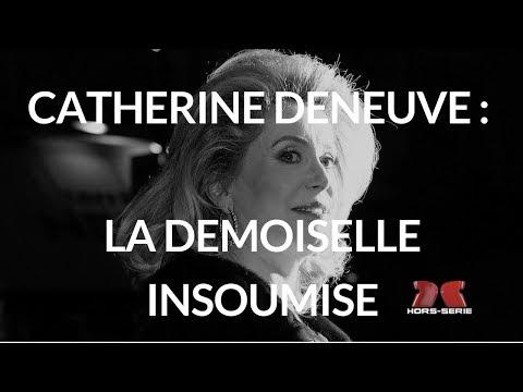 Complément d'enquête. Catherine Deneuve : la demoiselle insoumise  3à septembre 2018 France 2