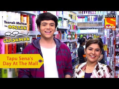 Your Favorite Character | Tapu Sena's Day At The Mall | Taarak Mehta Ka Ooltah Chashmah thumbnail
