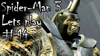 Прохождение Spider-man 3: The Game #14 FullHD