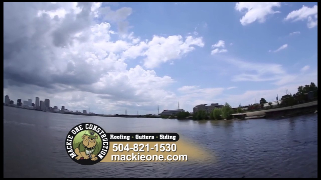 Roofing New Orleans LA Mackie One & Roofing New Orleans LA Mackie One - YouTube memphite.com