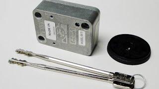 Sargent & Greenleaf Safe lock. model 6880, Cool Lock. #LockpickingBelfast