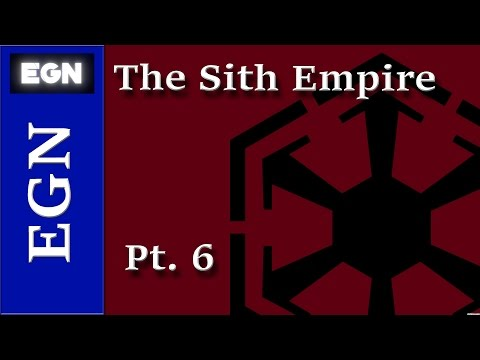 Stellaris Galaxy Divided | The Sith Empire Pt. 6 - Second Pocket |